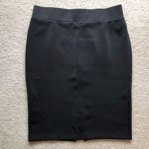 Eloquii Neoprene Pencil Skirt